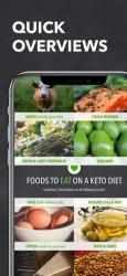 Screenshot 3 de Dieta cetogenica y recetas para iphone