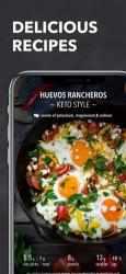 Captura 2 de Dieta cetogenica y recetas para iphone