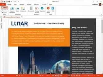 Screenshot 1 de Nitro Pro para windows