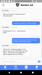 Captura de Pantalla 4 de Crossbar para android