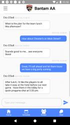Captura de Pantalla 7 de Crossbar para android
