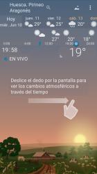 Captura 4 de Clima preciso 🌈 YoWindow + Fondos de pantalla para android