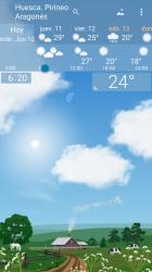 Captura 3 de Clima preciso 🌈 YoWindow + Fondos de pantalla para android