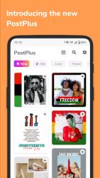 Captura 2 de Post Maker for Instagram - PostPlus para android