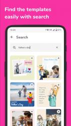 Screenshot 4 de Post Maker for Instagram - PostPlus para android