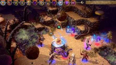 Screenshot 9 de Cristal Oscuro: La era de la resistencia - Tactics para windows