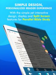 Captura de Pantalla 13 de Rhapsody of Realities Bible + Audios, Planners... para android