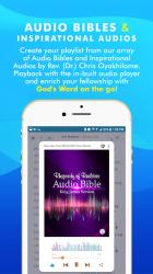 Screenshot 10 de Rhapsody of Realities Bible + Audios, Planners... para android