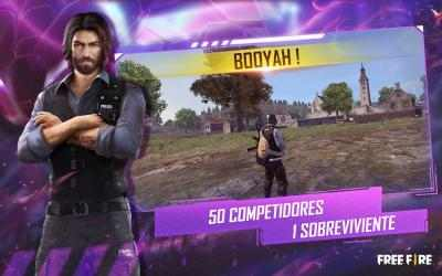 Screenshot 12 de Garena Free Fire: La Cobra para android