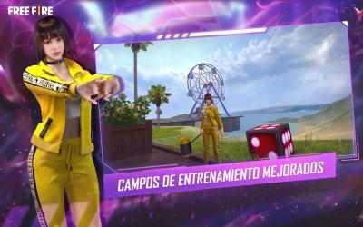 Captura de Pantalla 13 de Garena Free Fire: La Cobra para android