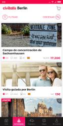 Captura de Pantalla 4 de Guía de Berlín de Civitatis para android