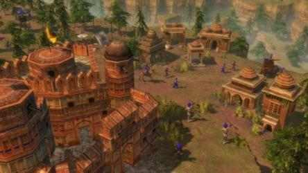 Captura de Pantalla 2 de Age of empires III para windows