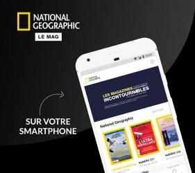 Captura de Pantalla 2 de National Geographic France para android