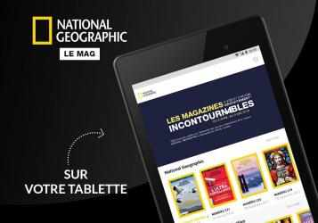 Screenshot 7 de National Geographic France para android