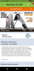Captura de Pantalla 6 de Apartment Rentals in Canada - RentCompass para android