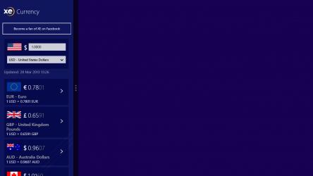 Imágen 3 de XE Currency para windows