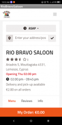 Imágen 5 de Rio Bravo Saloon, Limassol, Cyprus para android