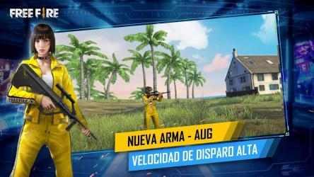 Screenshot 9 de Garena Free Fire: 3volución para android