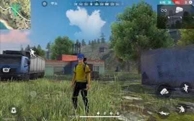 Captura 7 de Garena Free Fire: 3volución para android