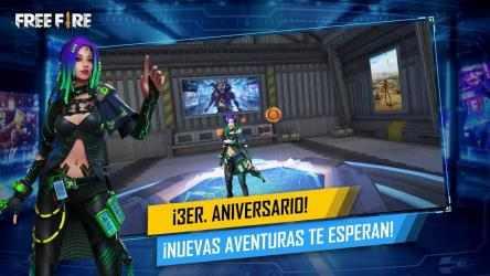Screenshot 5 de Garena Free Fire: 3volución para android