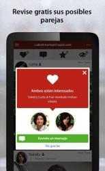 Screenshot 8 de LatinAmericanCupid - App Citas Latinoamérica para android