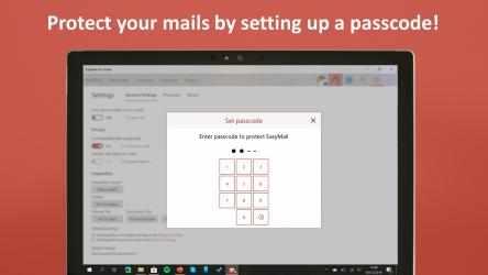 Captura 5 de EasyMail for Gmail para windows