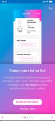 Captura 5 de Facturador Móvil Tus Facturas para iphone