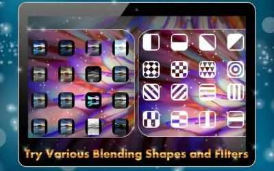 Screenshot 9 de Aplicación para Unir Dos Fotos Diferentes 📷 para android