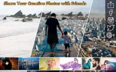 Imágen 10 de Aplicación para Unir Dos Fotos Diferentes 📷 para android