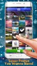 Captura 3 de Aplicación para Unir Dos Fotos Diferentes 📷 para android