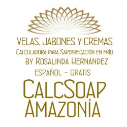 Captura 2 de CalcSoap Amazonía español FREE para android