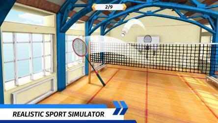 Imágen 1 de Badminton Player: Win The Match And Became The Best Champion, Sport Leagues Game para windows