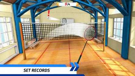 Captura 3 de Badminton Player: Win The Match And Became The Best Champion, Sport Leagues Game para windows