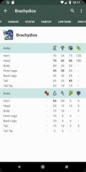 Captura de Pantalla 4 de MHGen Database para android