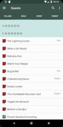 Captura 5 de MHGen Database para android