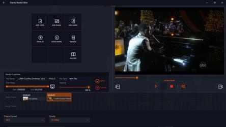 Captura de Pantalla 3 de Gravity Media Editor para windows