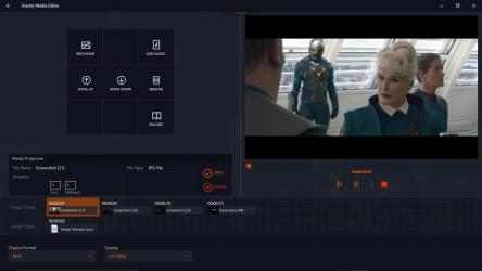 Captura 2 de Gravity Media Editor para windows