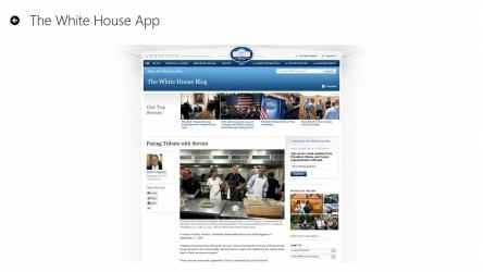 Captura 5 de The White House para windows