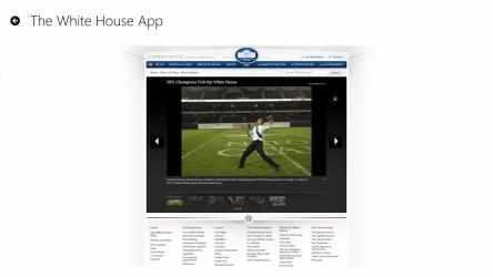 Screenshot 7 de The White House para windows