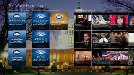 Captura 1 de The White House para windows