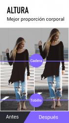 Screenshot 5 de Editor de Fotos para cuerpo perfecto, pecho, nalga para android