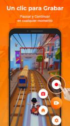 Captura de Pantalla 2 de Grabar Pantalla & Grabador Pantalla - XRecorder para android