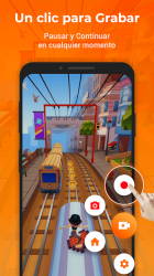 Screenshot 2 de Grabar Pantalla & Grabador Pantalla - XRecorder para android