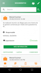 Screenshot 3 de Moisés para android