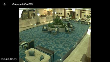 Screenshot 11 de Live Camera – Earth CCTV IP webcams video en línea para android