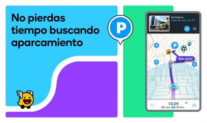 Imágen 6 de Waze - GPS, Maps, Traffic Alerts & Live Navigation para android