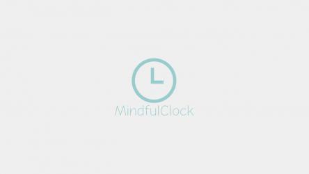 Captura de Pantalla 1 de Mindful Clock para windows