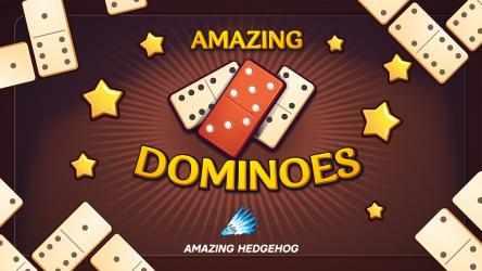 Screenshot 1 de Amazing Dominoes para windows