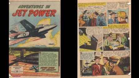 Screenshot 2 de Cover - lector de comics para windows