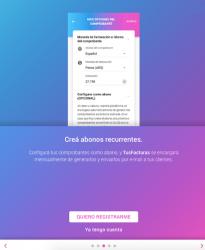 Captura de Pantalla 4 de Facturador Móvil de TusFacturas.app para android